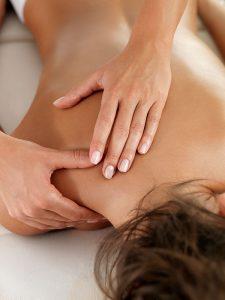 Hildegards Hände Rückenmassage