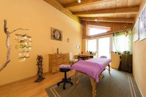 Hildegards Hände Massage Raum Ansicht